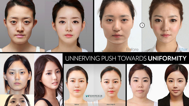 Click here to read I Can't Stop Looking at These South Korean Women Who've Had Plastic Surgery