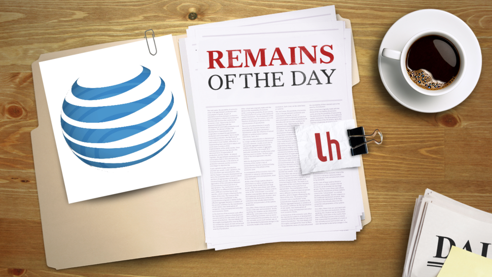 Remains of the Day: AT&T Customers Can Now FaceTime Without Restriction