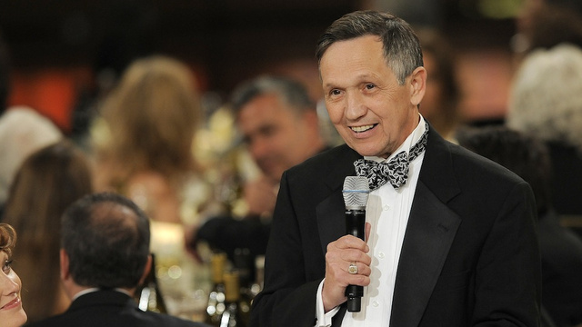 Dennis Kucinich Will Spend the Next Few Years Getting Yelled at on Fox News