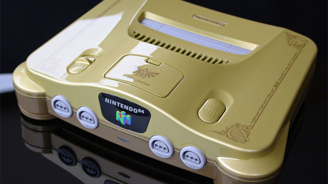 Click here to read Boy, These Nintendo Consoles Are Gorgeous