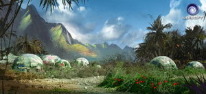 Early Far Cry 3 Concept Art Shows Scrapped Ideas, Luxury Resorts And...Fun Parks