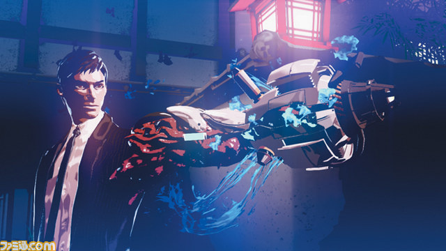 Get a Good Look at Killer Is Dead, the New Game from Killer7's Creator