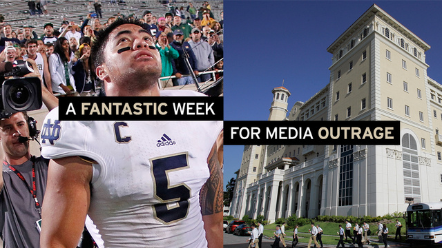 Journalism, Scientology, and Manti Te'o: Finding the Leper with the Most Fingers