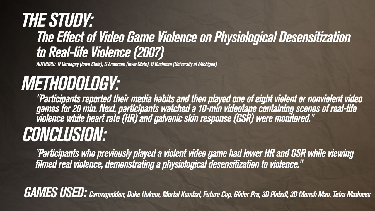 cause and effect essay on violent video games Violent video games essaysviolent video games have had an effect on youths during the past few years when it comes to the teens and children who play video games, they think that it is a very fun experience.