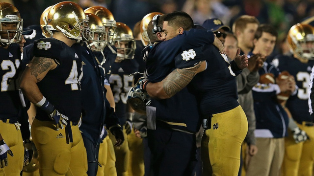 Manti Te'o's Teammates Had Their Doubts About Lennay Kekua