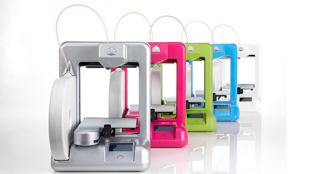 Click here to read Whoa. A 3D Printer That Actually Looks Like it Belongs in Your Home