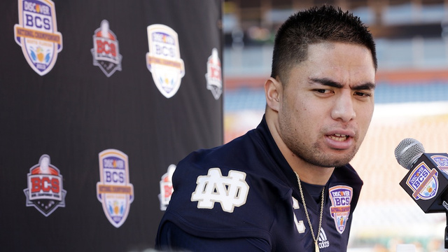What Happened To Manti Te'o's Interview With ESPN?