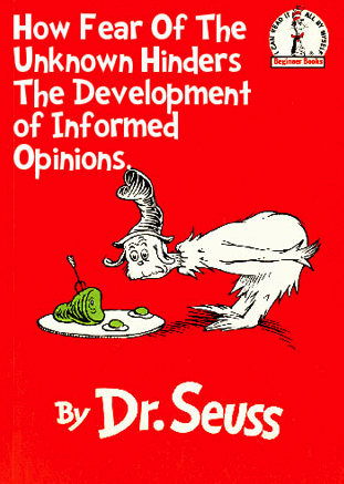 If Dr. Seuss books were titled according to their subtext