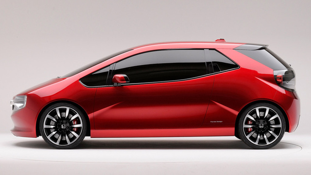 The Honda GEAR Is The Subcompact Honda Has To Build