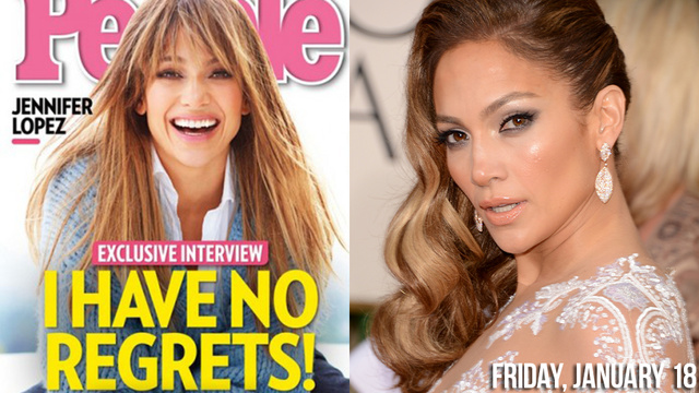 Jennifer Lopez Pissed About This Truly Hideous Magazine Cover
