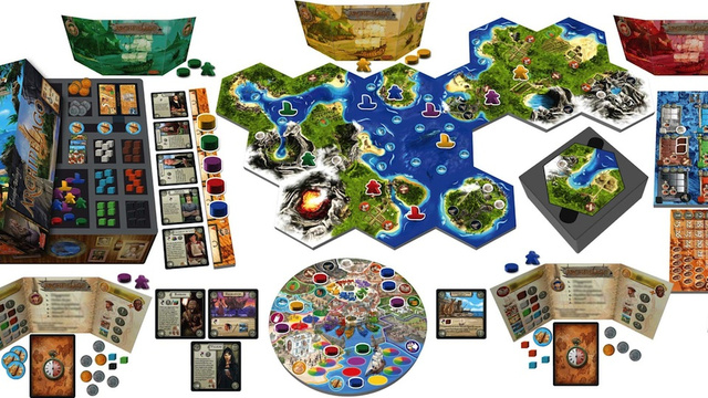 The 5 (Or So) Board Games To Get Excited About In 2013