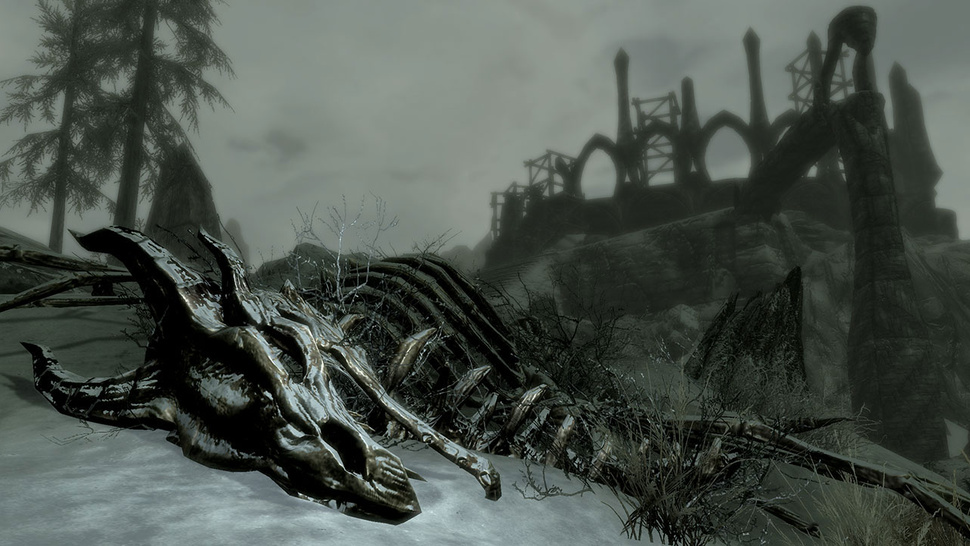 <em>Skyrim</em>'s DLC Is Coming To PS3 Next Month