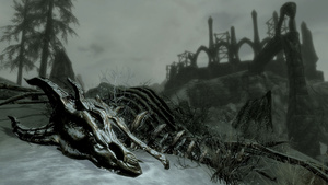 Skyrim's DLC Is Coming To PS3 Next Month