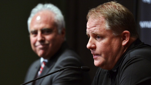 Chip Kelly, Mike Vick meet, no resolution imminent