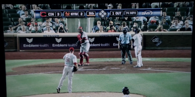 Breaking Down The Craziest Half-Inning In Television History