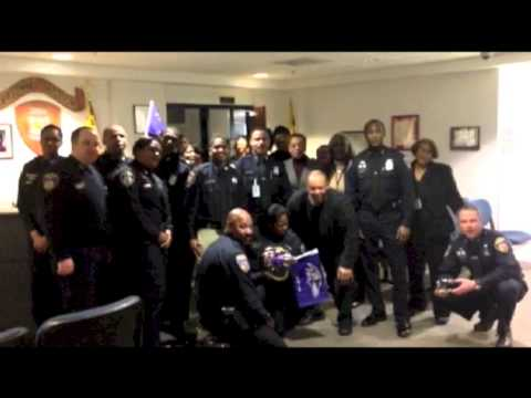 Watch The Baltimore Police Department's Crazed, Militaristic Tr…