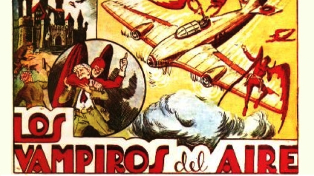 Pulp Science Fiction in Spain, Before And During Totalitarianism