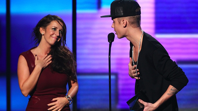 Justin Bieber's Mom Proudly Presents Abortion: The Movie