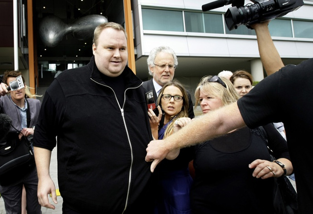 Kim Dotcom Doesn't Want 'Revenge' On The Government