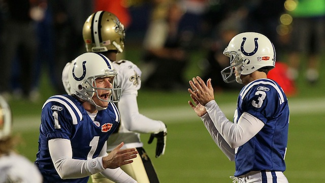 Colts Punter Pat McAfee Nearly Got Catfished, Too, But Realized…