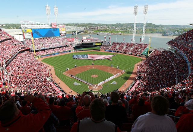 Drive A Legendary Cincinnati Sportswriter To Reds Games, Get Free Reds Tickets (And Gas Money, Too)
