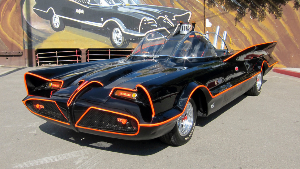 THWACK! The Original 1960s Batmobile Sells For A Whopping $4.2 Million At Barrett-Jackson