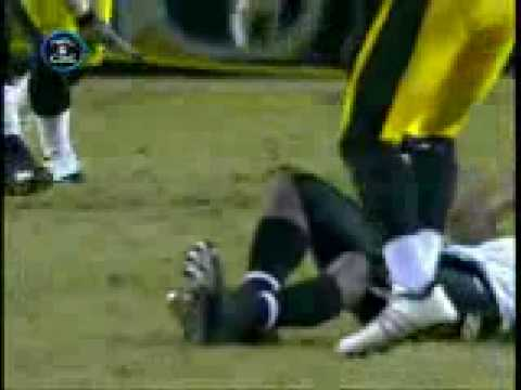 Willis McGahee Wouldn't Describe The Aftermath Of The Massive H…