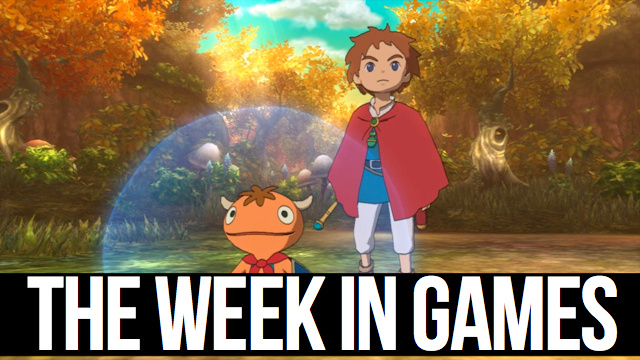 The Week in Games: Ni No Kuni Comes West
