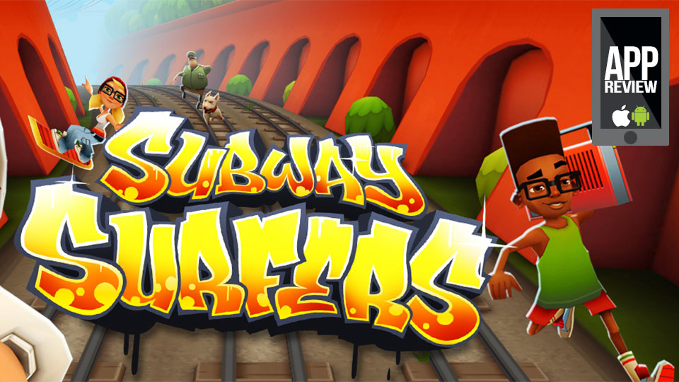 App Review: Subway Surfers Should Be Super Dorky, But I Kinda Like It