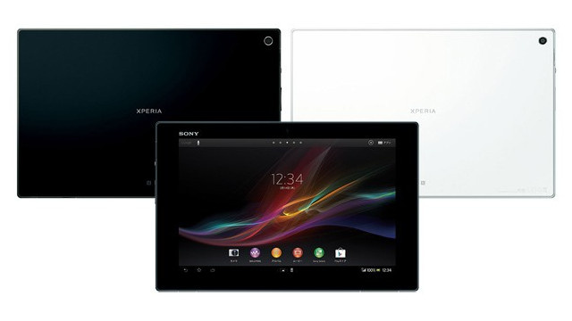 Click here to read Sony's New Xperia Tablet: An Android Slate Slimmer Than the iPad Mini