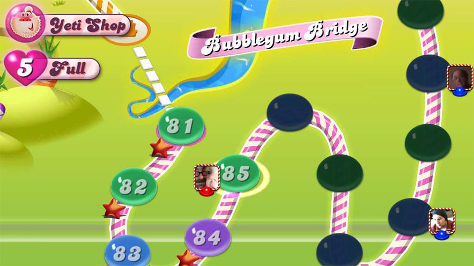 sugar crush saga level 27 cheats