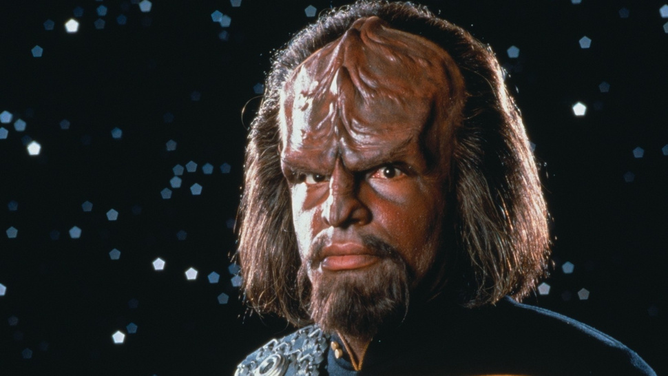 Here's the first look at <em>Star Trek 2</em>'s new Klingons (kinda)