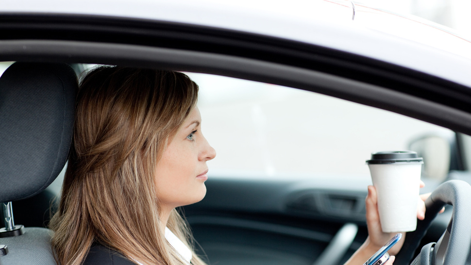 Texting While Driving Hands-Free Is Still Very Unsafe, Says Science