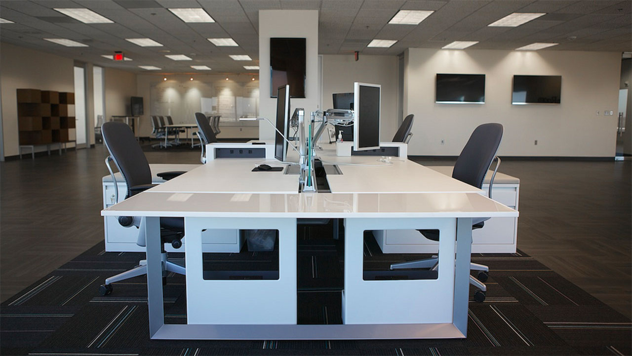 The Clean And Open Workspace Lifehacker Australia