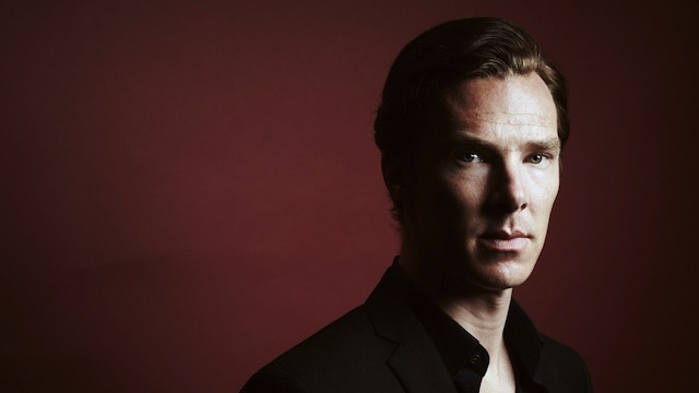 "Benedict Cumberbatch on his snug Star Trek 2 outfit: ""You can almost see what religion I am"""
