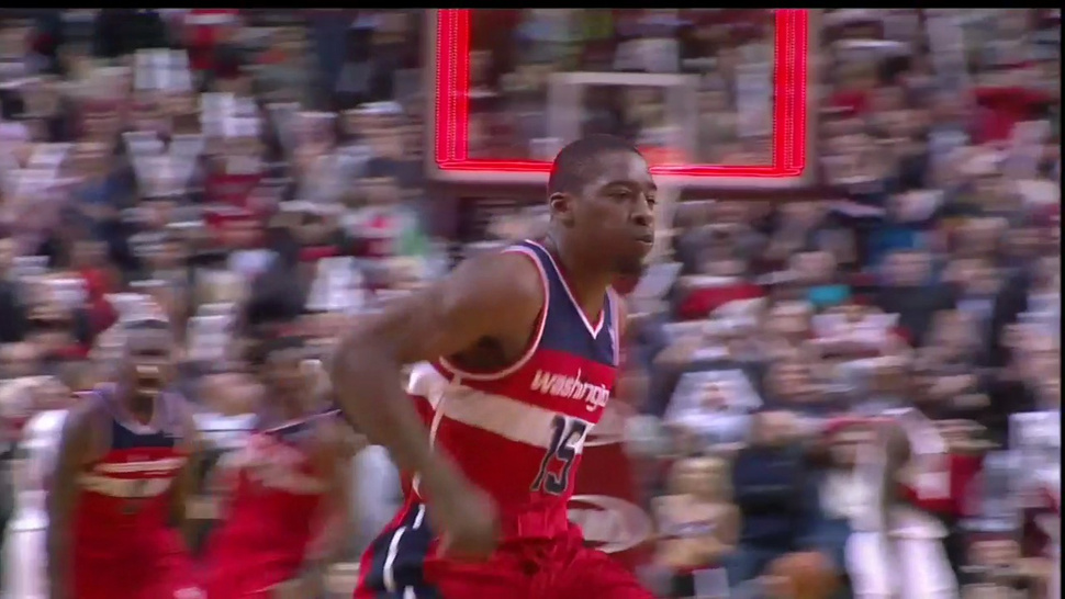 Washington Wizards Approaching Double-Digit Wins Thanks To Jordan Crawford Buzzer Beater