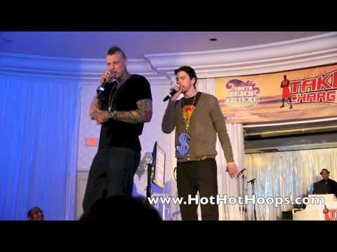 Stop Everything: Here's Chris Andersen And Mike Miller Performi…