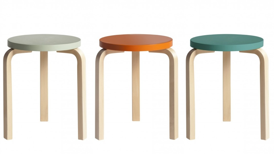 Classic Artek Stool Gets 80th Birthday Reissue Gizmodo