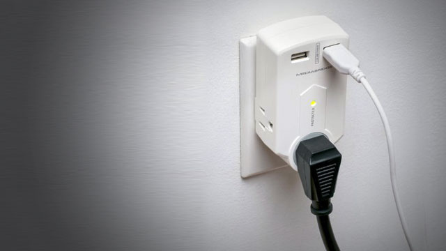 Mediabridge Portable Surge Protector Provides Fast-Charging USB Ports on the Go