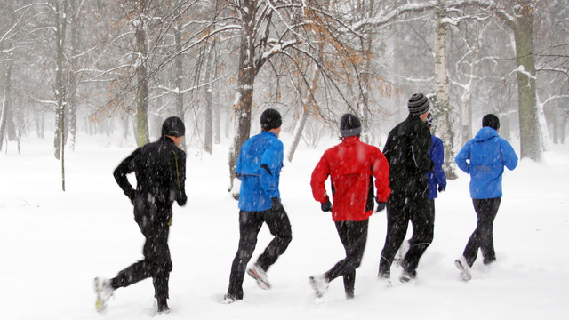 Click here to read Everything You Need to Know About Running In the Cold