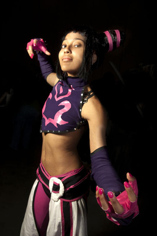 Juri Will Kick You in the Face. And You Will Like It.