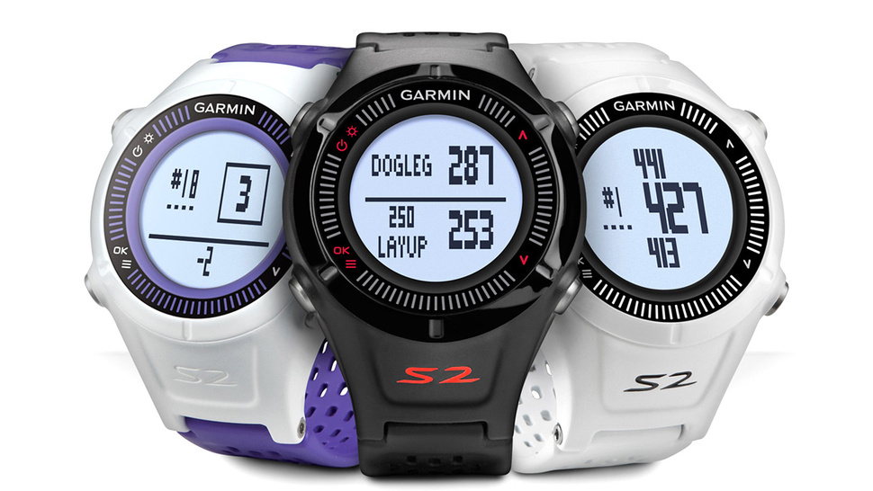 Garmin Approach S2 Straps 30,000 Golf Courses To Your Wrist