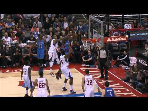 Caron Butler's Block Takes Out Unsuspecting Ref