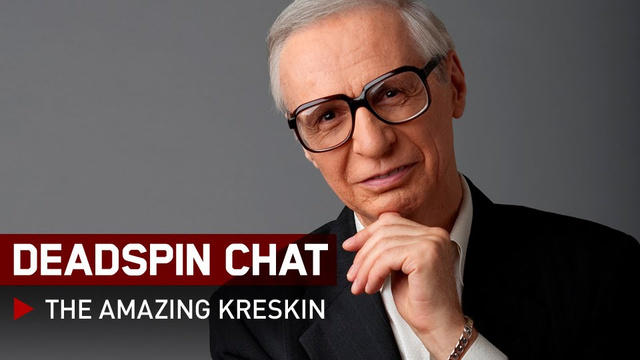 What Was Manti Thinking? What's The Future Of Doping? The Amazing Kreskin Is Here To Read Minds And Take Questions