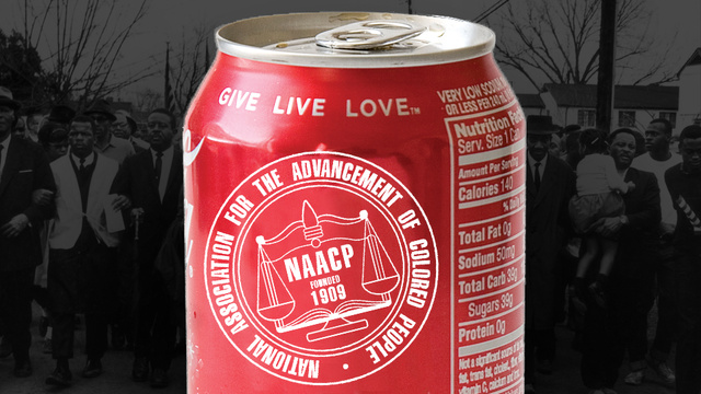 The NAACP Pretends That Sugary Soda Is a Civil Rights Issue