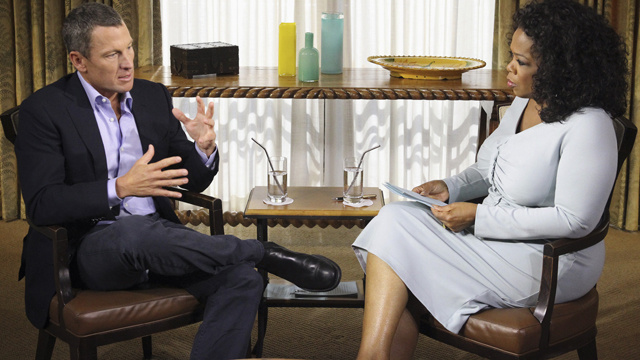 Not Even Oprah Can Save Lance Armstrong Now