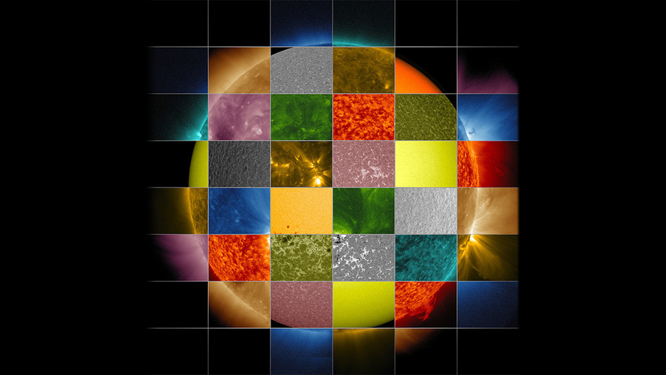 How Scientists Observe the Sun In Every Possible Way