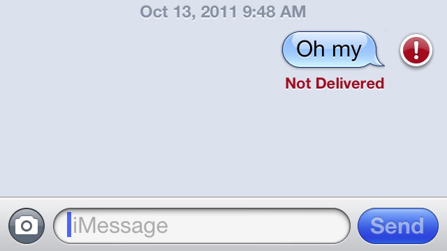 Click here to read Apple Users Sending 2 Billion Glitchy, Slow iMessages Every Single Day