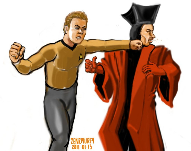 To Boldly Go Crazy: The Weird Fan Art Adventures of the Starship Enterprise