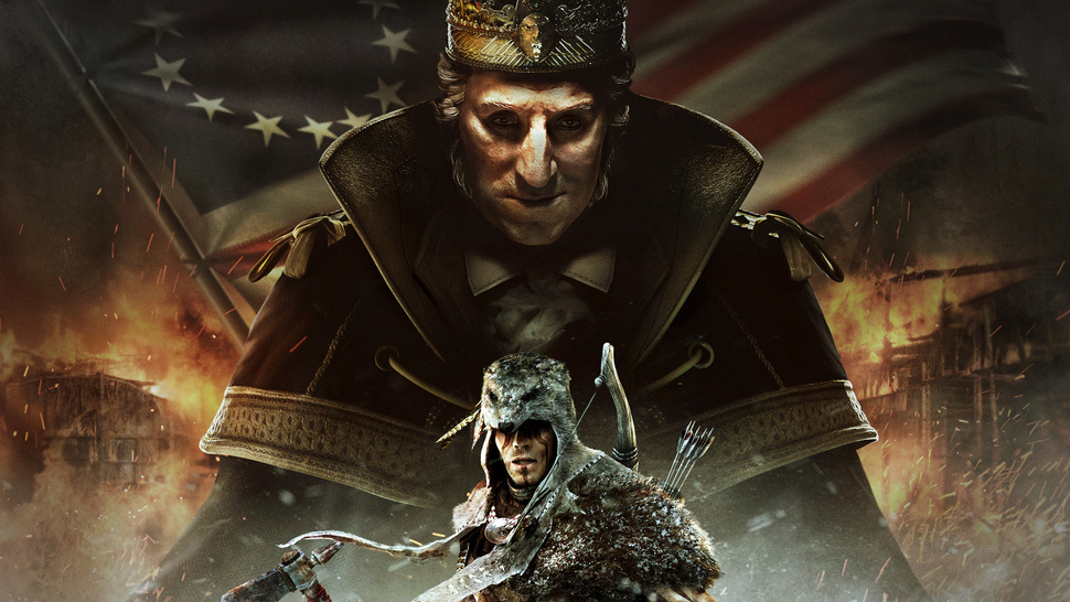 <em>Assassin's Creed III</em>'s Evil George Washington DLC Comes Out on Feb. 19